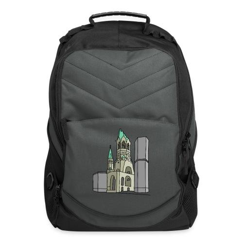 Memorial Church Berlin - Computer Backpack
