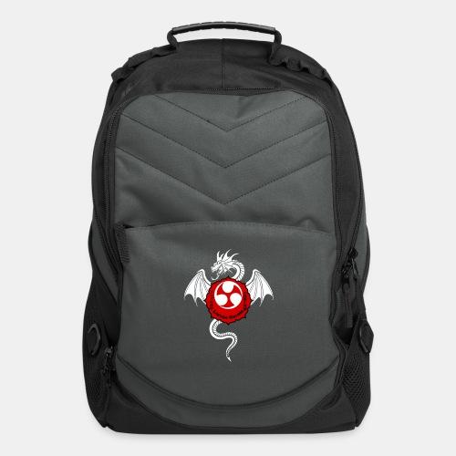 Dragon (W) - Larose Karate - Design Contest 2017 - Computer Backpack