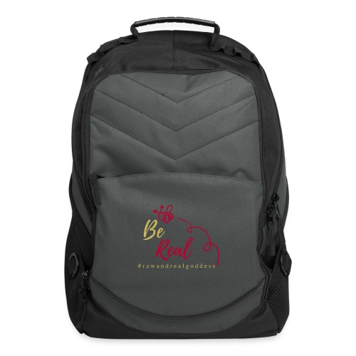 Be Real with Raw & Real Goddess - Computer Backpack