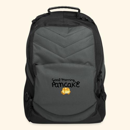 Good Morning Pancake Mug - Computer Backpack