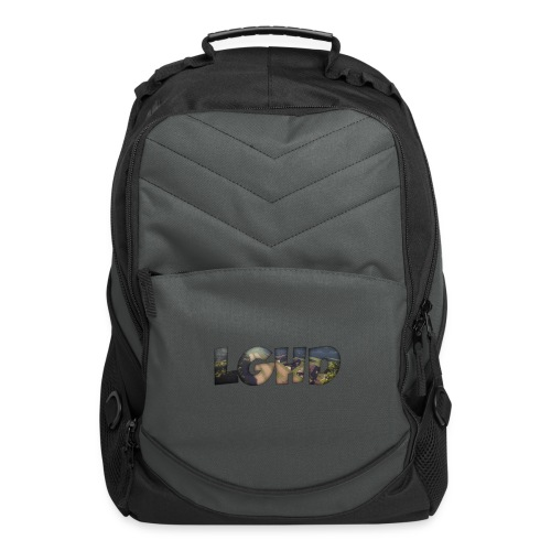 LGHD Rust Name png - Computer Backpack