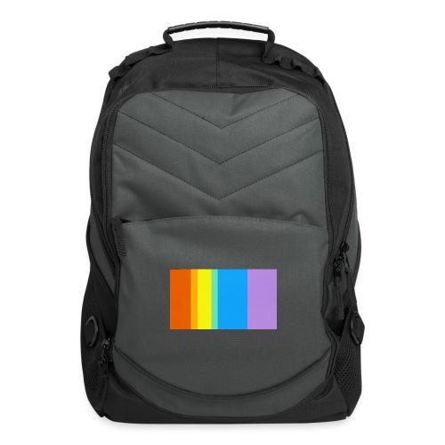 Modern Rainbow - Computer Backpack