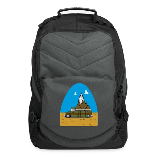 faith moves mountains 2018 - Computer Backpack