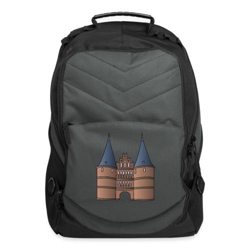 Citygate, Holstentor Lübeck - Computer Backpack