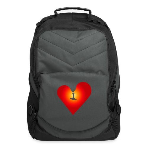 Loving heart - Computer Backpack