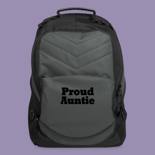 Proud Auntie - Computer Backpack