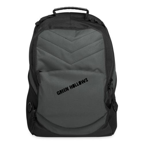 Green Hollows Merch - Computer Backpack