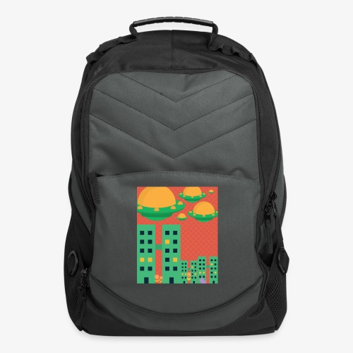 wierd stuff - Computer Backpack