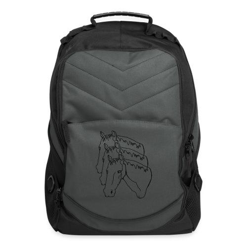 horsey pants - Computer Backpack