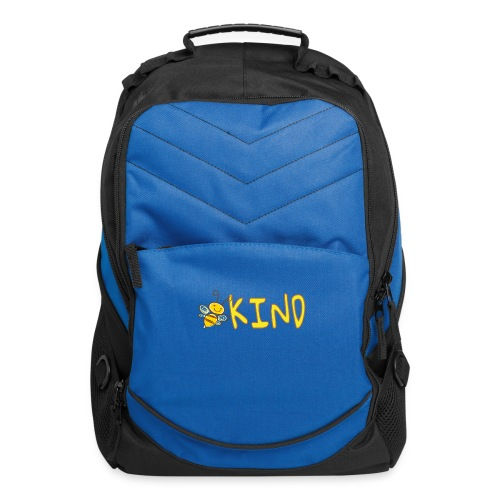 Be Kind - Adorable bumble bee kind design - Computer Backpack
