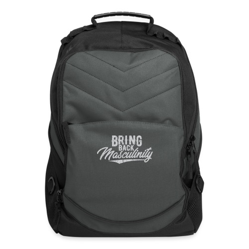 Bring Back Masculinity - Computer Backpack