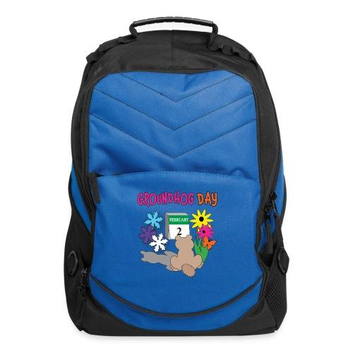 Groundhog Day Dilemma - Computer Backpack