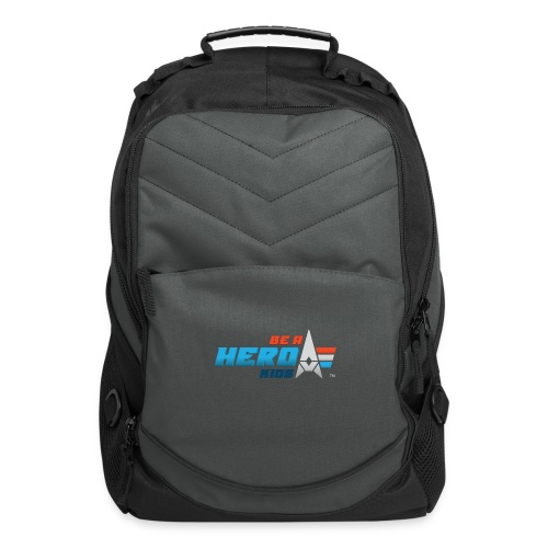 BHK primary full color stylized TM - Computer Backpack