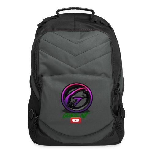 goalie nj logo - Computer Backpack