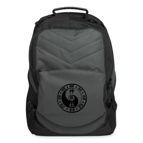 SWC LOGO BLACK - Computer Backpack