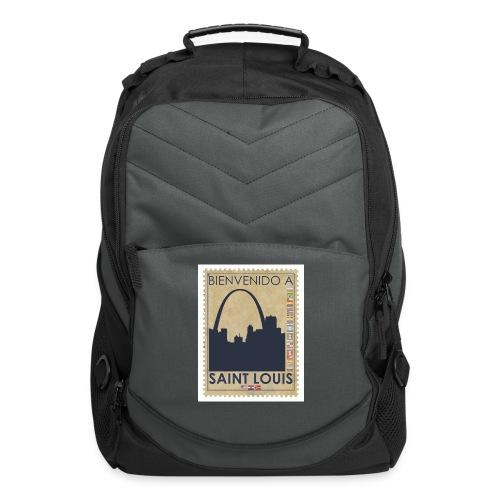 Bienvenido A Saint Louis - Computer Backpack