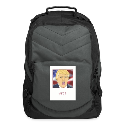 Fuck Donald Trump! - Computer Backpack