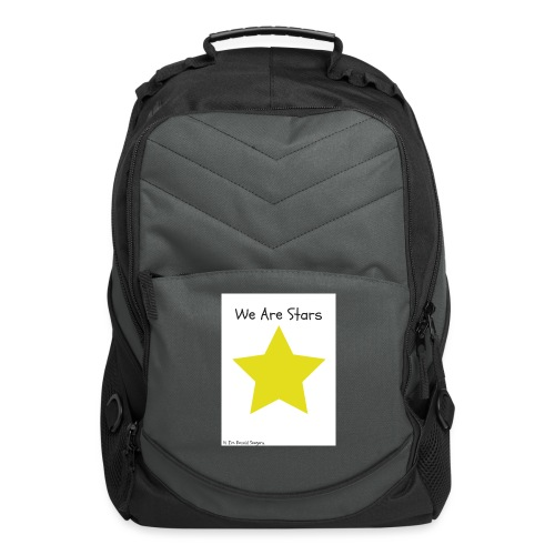 Hi I'm Ronald Seegers Collection-We Are Stars - Computer Backpack