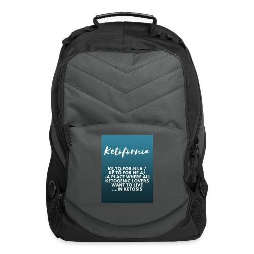 Ketofornia - Computer Backpack