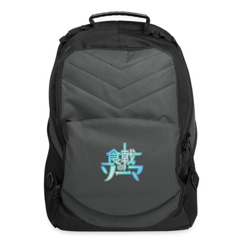 shokugeki no souma logo - Computer Backpack