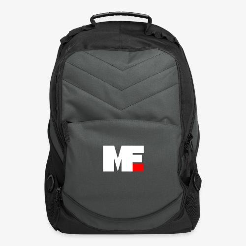 Logo White - Computer Backpack