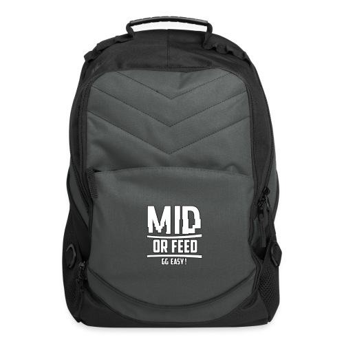 MID OR FEED - Computer Backpack