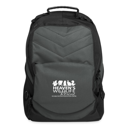 HWR White - Computer Backpack
