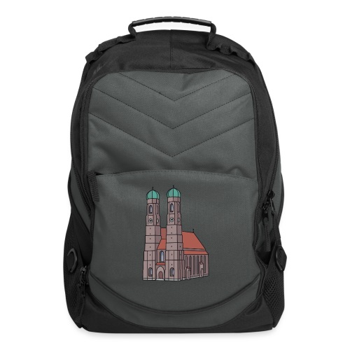 Munich Frauenkirche - Computer Backpack