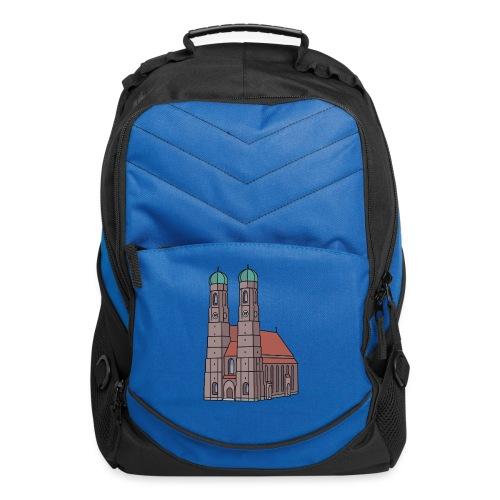 Munich Frauenkirche - Computer Backpack