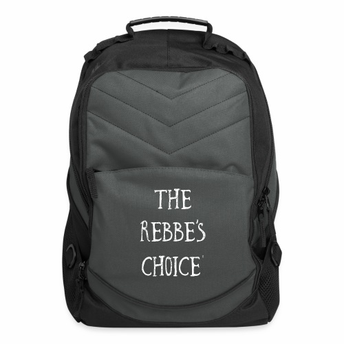 Rebbes Choice Apparel WHT - Computer Backpack