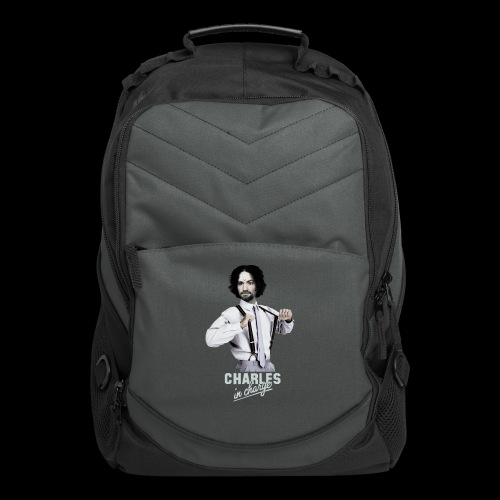 CHARLEY IN CHARGE - Computer Backpack