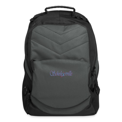 Welcome To Scholarville - Computer Backpack