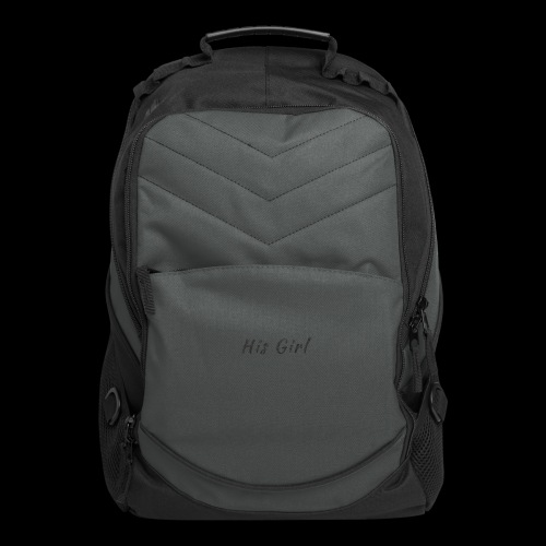 His Girl - Computer Backpack