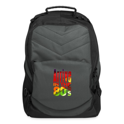 Funk Nation Arrive in the 80s - Computer Backpack