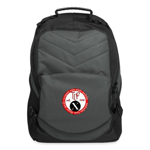 10th Anniversary Medallion - Computer Backpack
