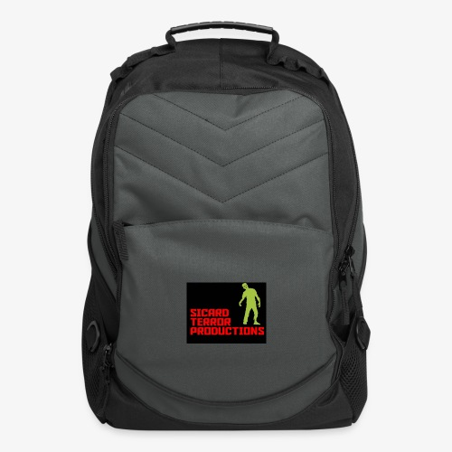 Sicard Terror Productions Merchandise - Computer Backpack