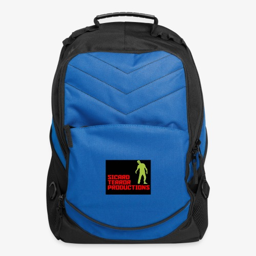 Sicard Terror Productions Merchandise - Computer Backpack