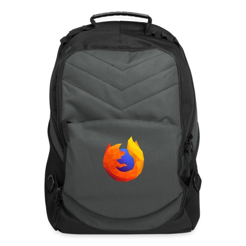 Firefox Reality Logo - Computer Backpack