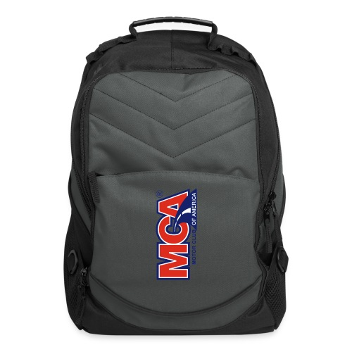 MCA Logo Iphone png - Computer Backpack