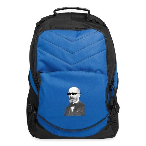 Zamenhof Shades (BW) - Computer Backpack