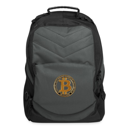 Bitcoin - Computer Backpack