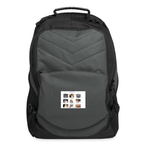 MOOD BOARD - Computer Backpack