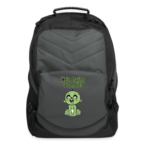 We're Having A Zombie! - Computer Backpack