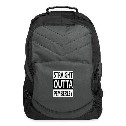 my Property of Pemberley Estate - Computer Backpack