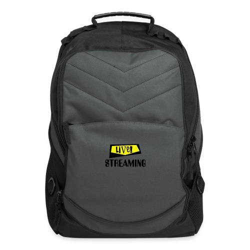 Live Streaming - Computer Backpack