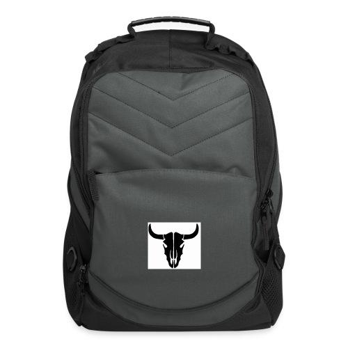 Longhorn skull - Computer Backpack