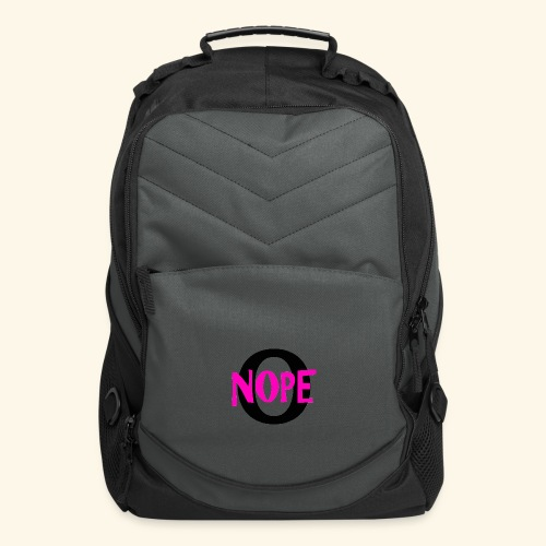 nope to O - Computer Backpack