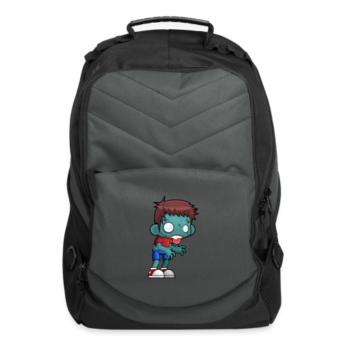 male zombie - Computer Backpack