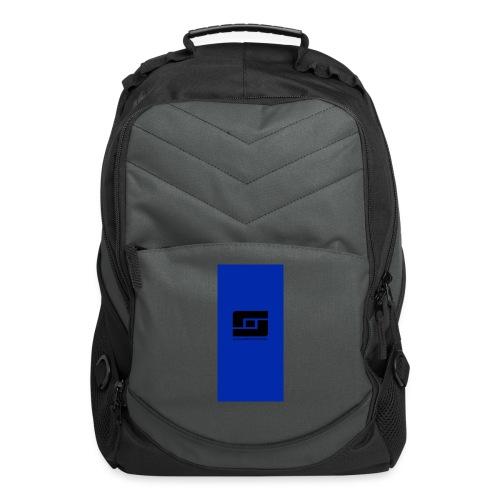 blacks i5 - Computer Backpack