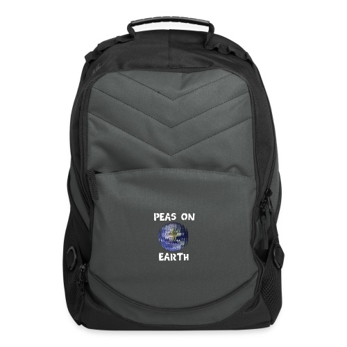 Peas on Earth! - Computer Backpack